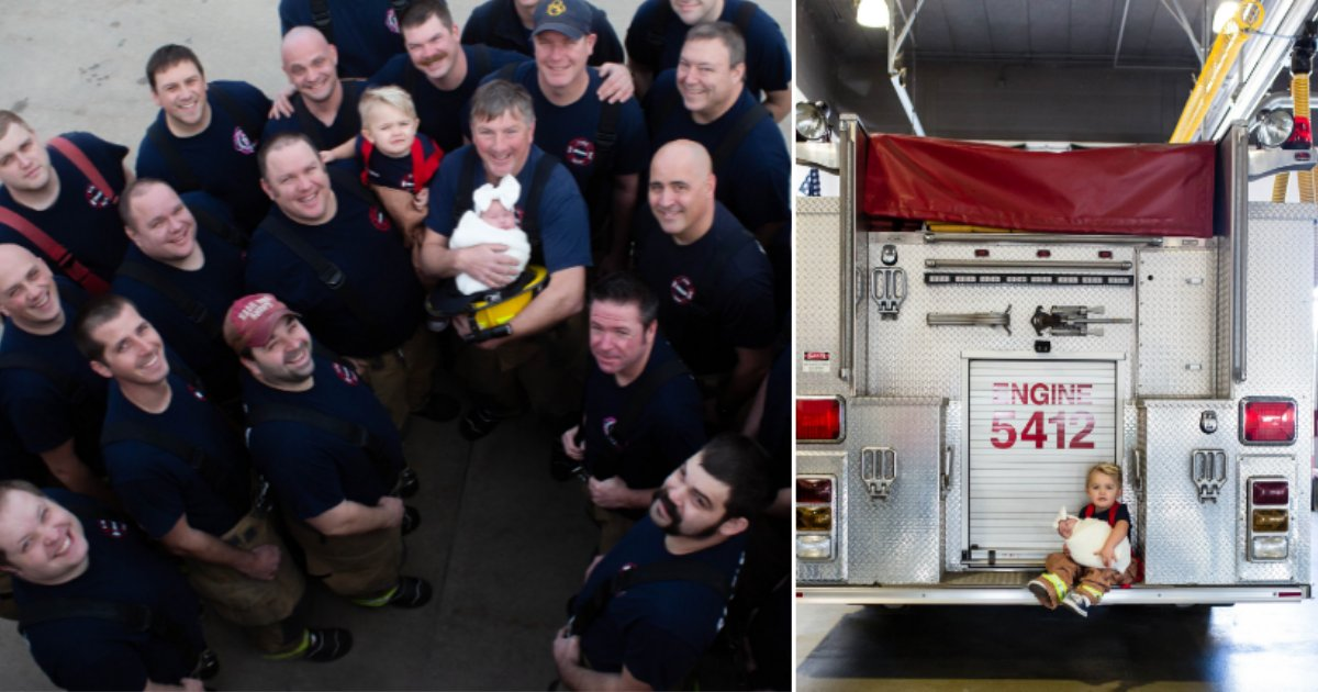 6 39.png?resize=1200,630 - A Firefighter Who Passed Away 9 Months Ago Receives a Tribute From His Newborn Daughter