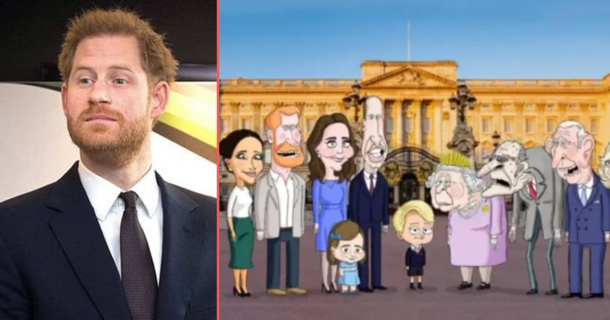"""6 53.png?resize=1200,630 - Orlando Bloom Is Going to Play Prince Harry in """"The Prince"""", A New Cartoon on HBO"""