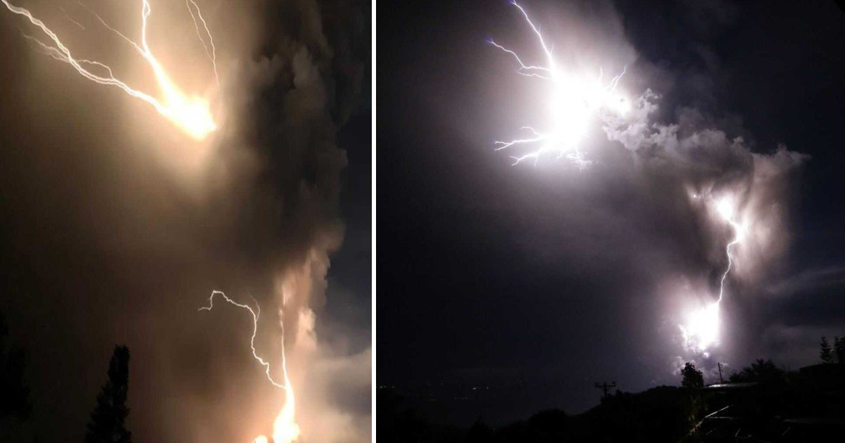 8 45.jpg?resize=1200,630 - Philippines Taal Volcano Generated A Spectacular Show Of Lightning