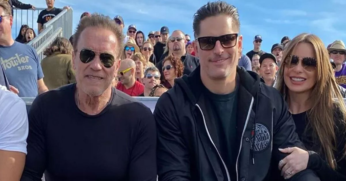 arnold schwarzenegger joe manganiello and sofia vergara donated 10000 each to firefighter diagnosed with als.jpg?resize=412,232 - Arnold Schwarzenegger, Joe Manganiello And Sofia Vergara Donated $10,000 Each To Firefighter Diagnosed With ALS
