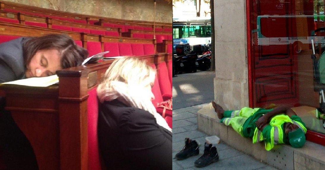 """bfmtv le parisien.jpg?resize=412,232 - Licencié pour une sieste : """"Si on fait la même chose à l'Assemblée nationale, on risque de licencier beaucoup"""""""