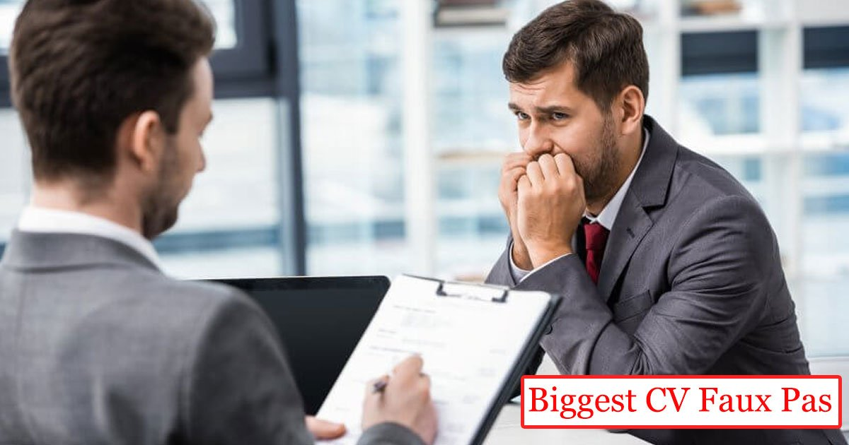 biggest cv mistakes.jpg?resize=1200,630 - Employers Reveal The Biggest Mistakes People Make On Their CV