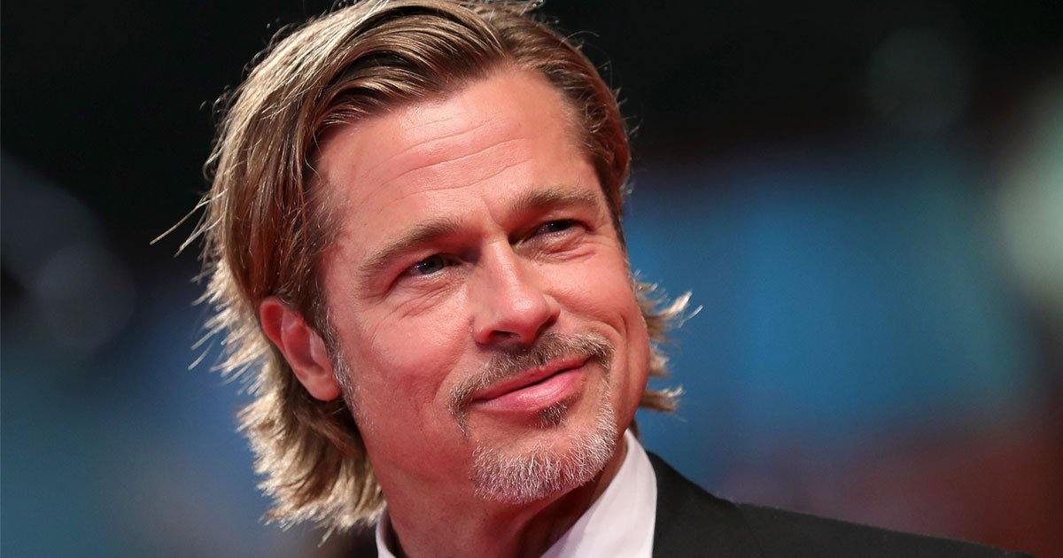 brad pitt revealed his goals in life now are pretty simple as he likes to be happy and stay healthy.jpg?resize=1200,630 - Brad Pitt Revealed His 'Goals In Life Now Are Pretty Simple' Which Included Being Happy And Staying Healthy