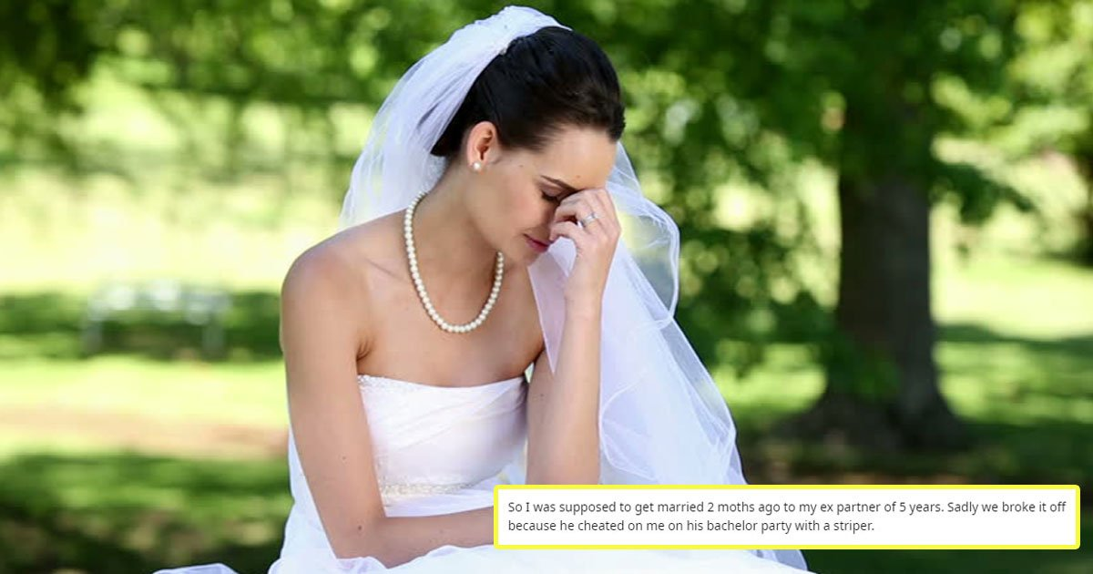 bride cancelled wedding groom cheated on her.jpg?resize=1200,630 - Woman Cancelled Wedding After Her Fiance Cheated On Her Then Her Sister Demands To Wear Her Wedding Dress Insted