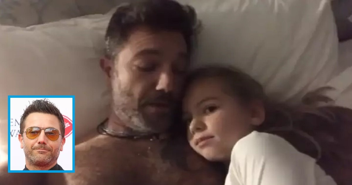c3.jpg?resize=1200,630 - Celebrity Chef, Gino D'Acampo, Defended Cuddling Video With His Daughter