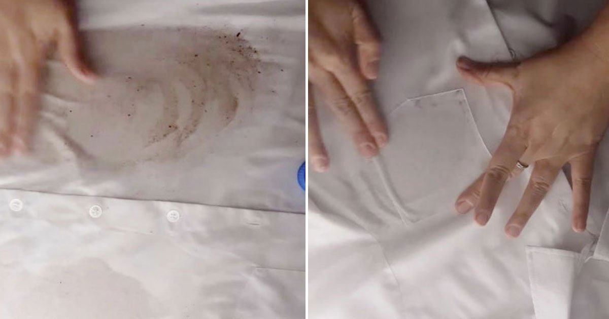 clean white clothes using this.jpg?resize=1200,630 - Woman Revealed How To Keep White Clothes Perfectly Clean Using A £1 Product