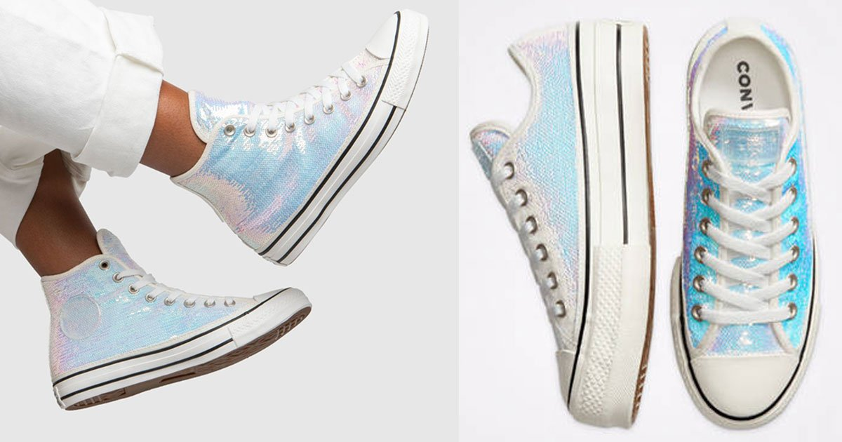 converse launched its range of bridal shoes that are all flats.jpg?resize=1200,630 - Converse Launched A Range Of Bridal Shoes