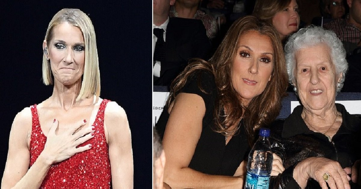d3 3.jpg?resize=1200,630 - Celine Dion Bravely Performed Hours After Losing Her Mom