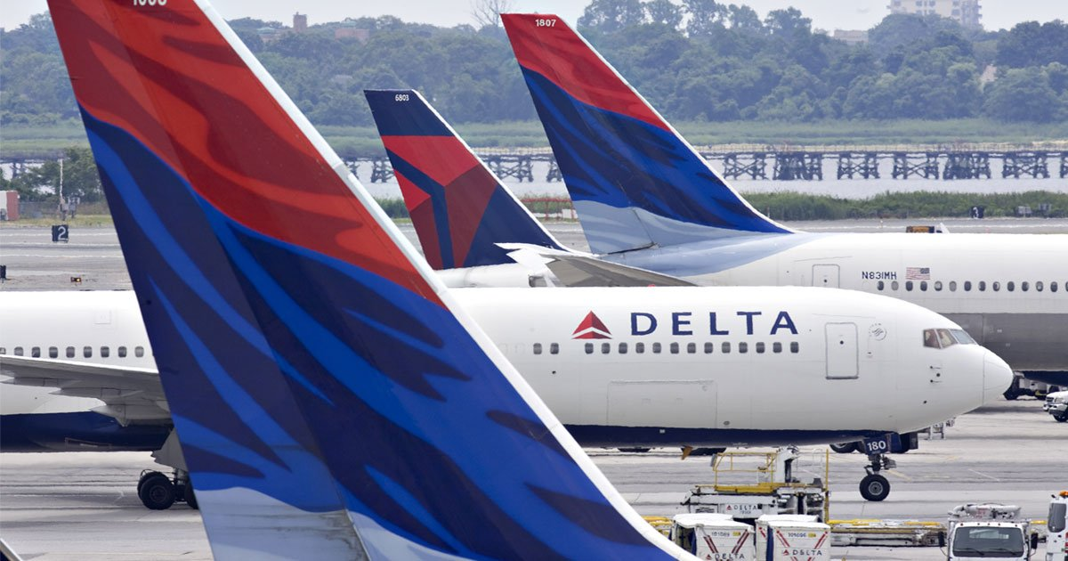 delta to give employees 2 months of pay as a bonus after a profitable year.jpg?resize=1200,630 - Delta To Give Employees 2 Months Of Pay As A Bonus After A Profitable Year