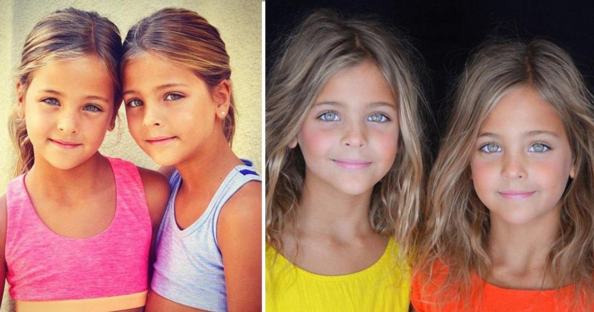 dsgadgadsg.jpg?resize=1200,630 - Ces sœurs jumelles subjuguent internet par leur beauté
