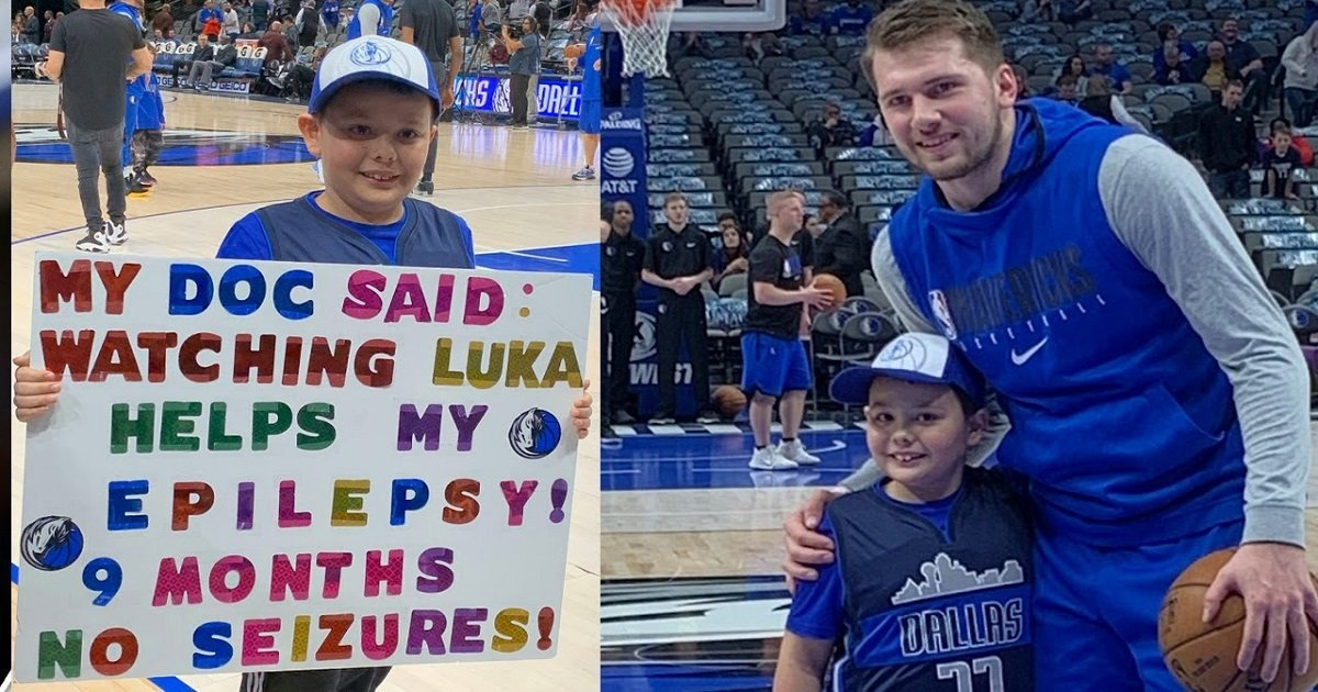e3 1.jpg?resize=1200,630 - Luka Doncic Shared A Touching Moment With A Fan With Epilepsy