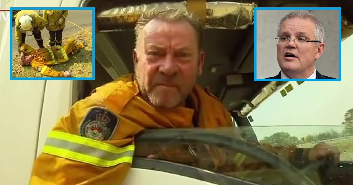 f3 1.jpg?resize=1200,630 - Frustrated Firefighter Ranted About PM Scott Morrison In Front Of Camera