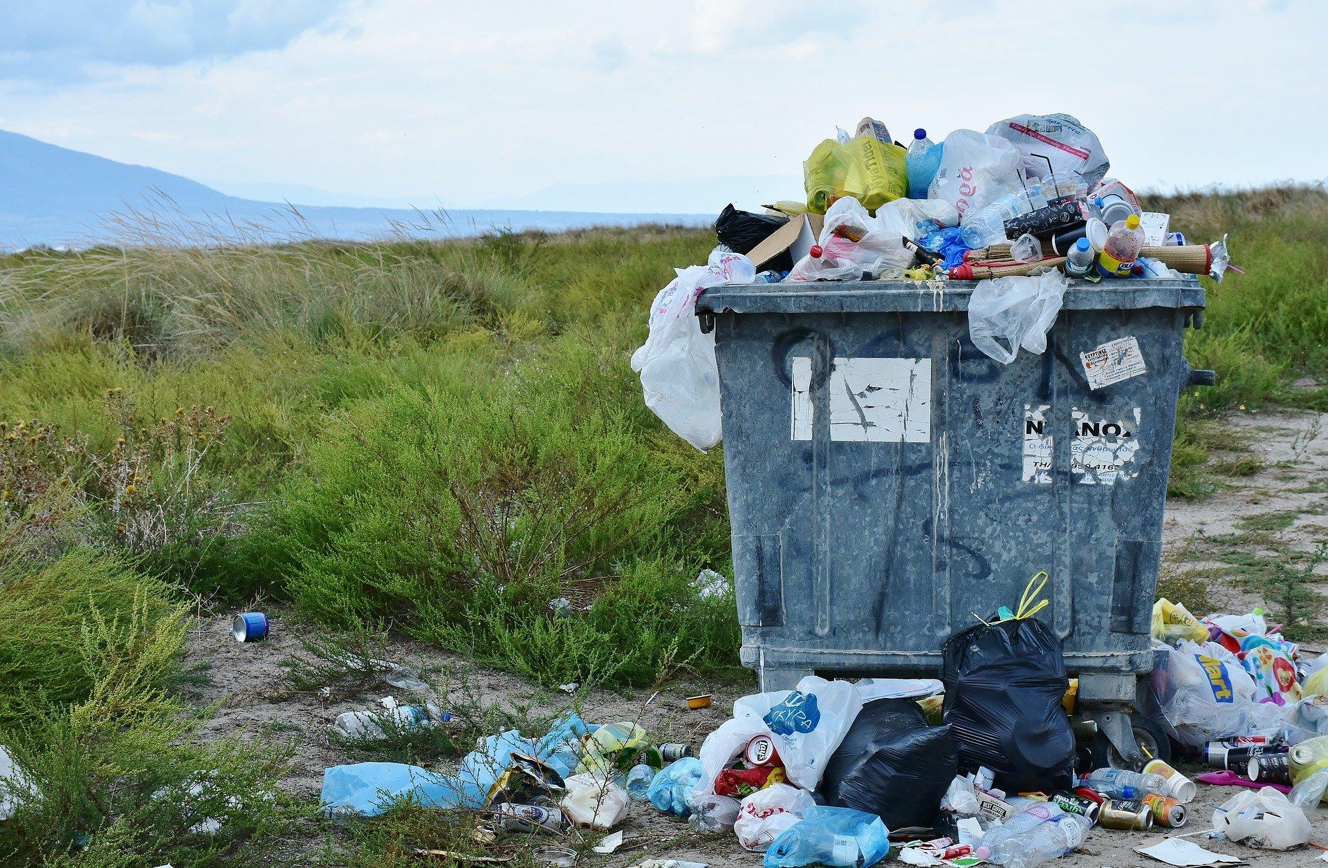 garbage 2729608 1920.jpg?resize=412,232 - Faits divers : Un homme a jeté 10 tonnes de déchets dans la nature, on les lui renvoie