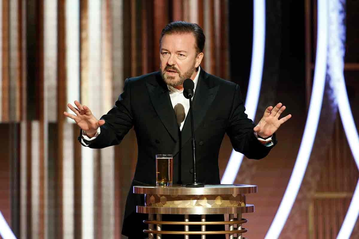 getty.jpg?resize=1200,630 - Ricky Gervais Truly Didn't Care As He Hosted Golden Globes Event For The Last Time