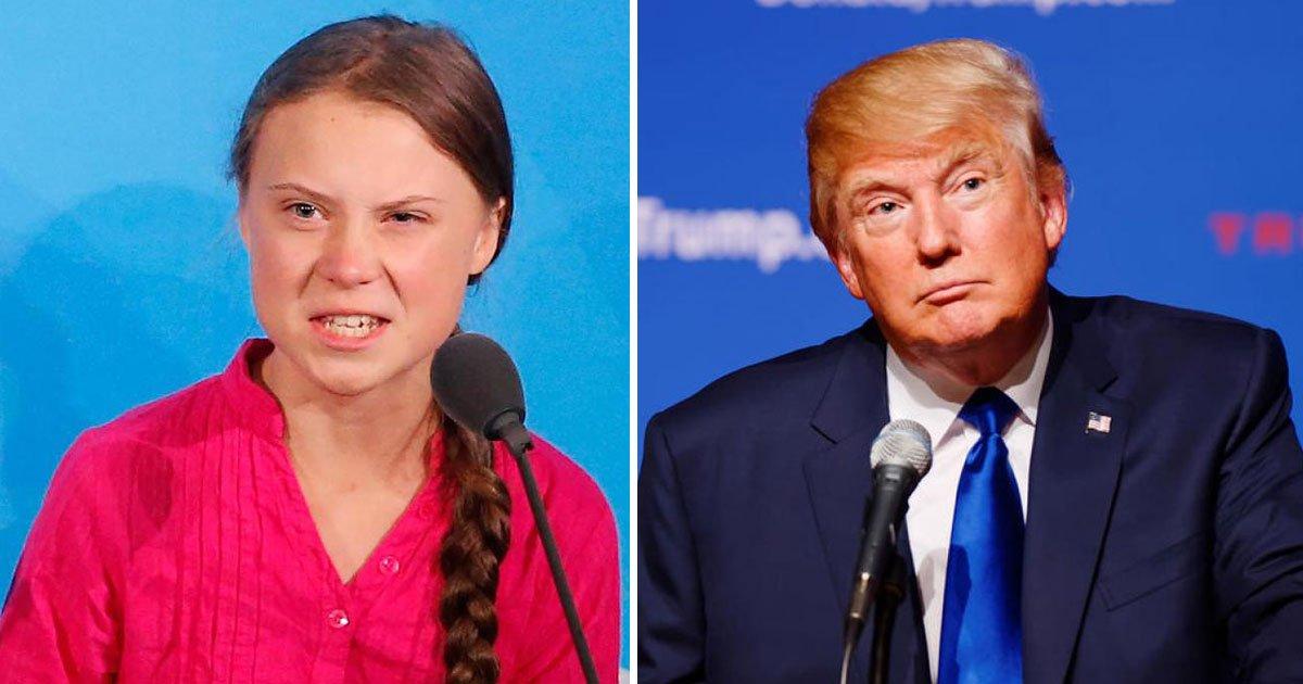 greta trump world economics forum.jpg?resize=1200,630 - Greta Thunberg, President Trump, And Prince Charles To Attend The World Economic Forum In Davos