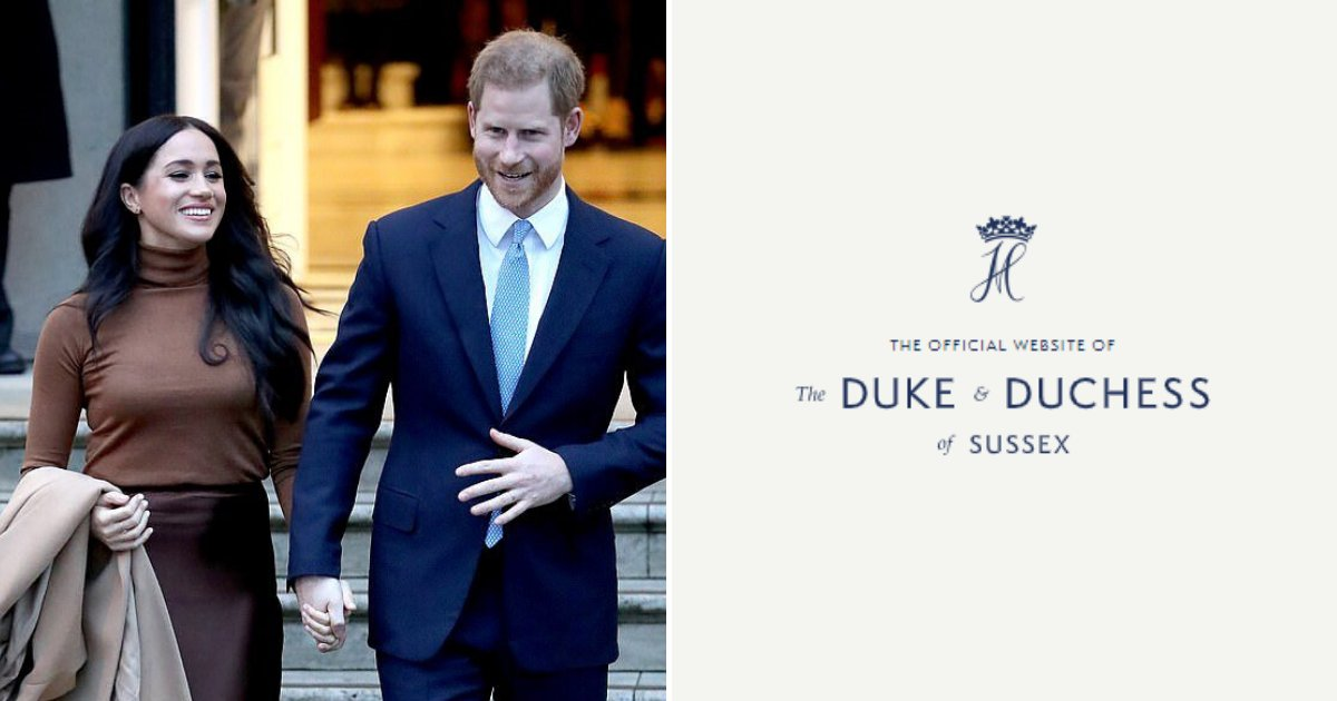 harry 2.png?resize=1200,630 - Prince Harry And Meghan Markle's Sussex Royal Trademark Blocked After Legal Complaint