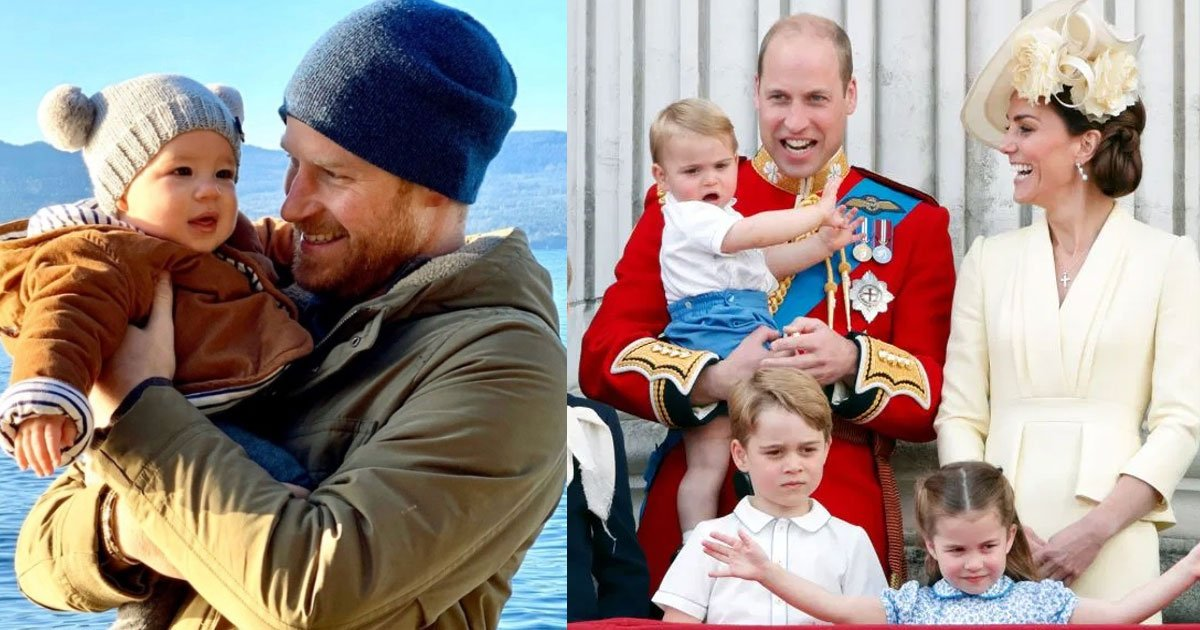 kate middleton is hoping archie george charlotte and louis spend more time together this year.jpg?resize=1200,630 - Kate Middleton Hopes Her Kids And Archie Will Spend More Time Together This Year
