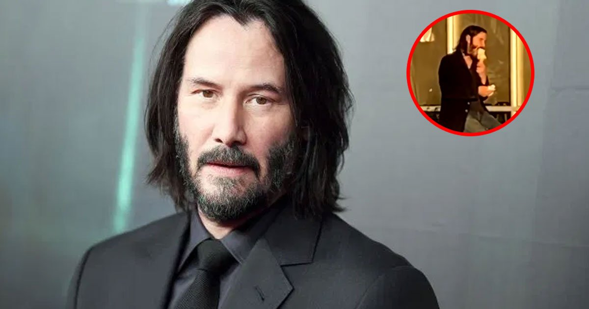 keanu reeves was captured eating an ice cream in northern california.jpg?resize=1200,630 - Keanu Reeves Spotted Eating Ice Cream In Northern California