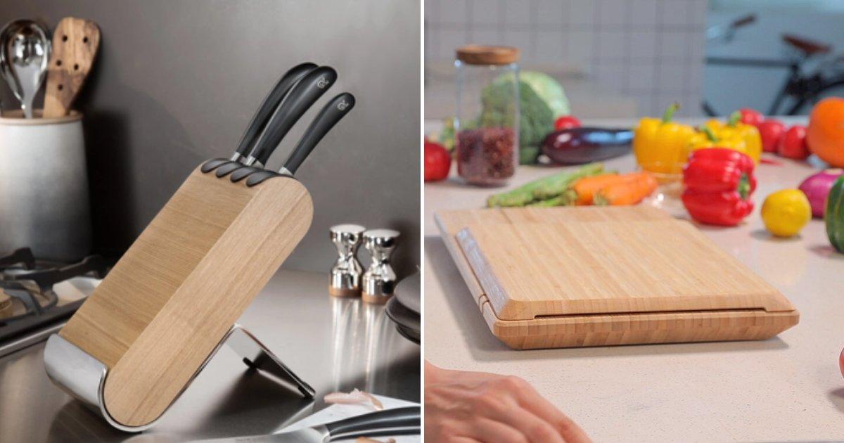 knives.png?resize=1200,630 - Cutlery Company Makes Knives With Rounded Tips To Help 'Reduce Unnecessary Accidents'