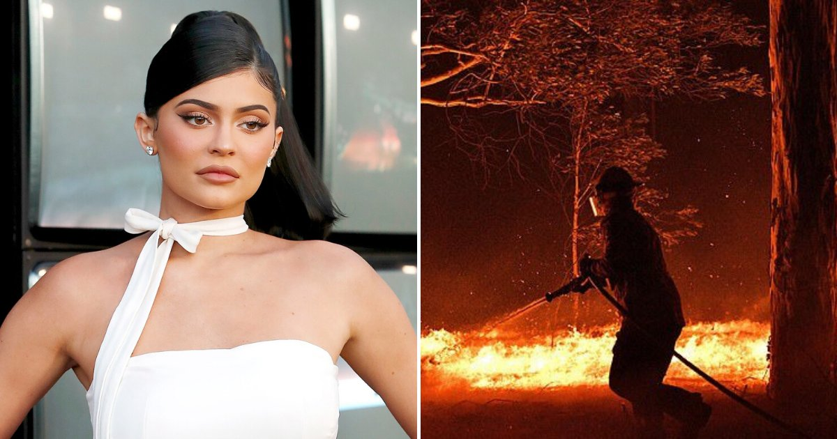 kylie4.png?resize=1200,630 - Kylie Jenner Donated To Australian Bushfire Relief After Sparking Controversy With  Social Media Post