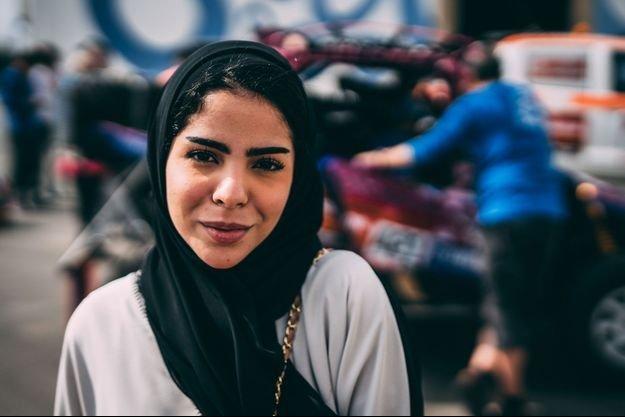 le reve de reem al aboud premiere femme pilote d arabie saoudite.jpg?resize=412,232 - Reem al Aboud, la première femme pilote d'Arabie saoudite est une vraie passionnée de vitesse