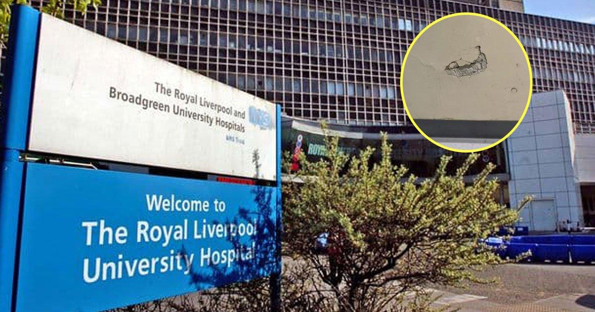 "liverpool dsigusting hospital.jpg?resize=1200,630 - Woman Described Liverpool Hospital As ""Disgusting"" With ""Filthy Floors"""
