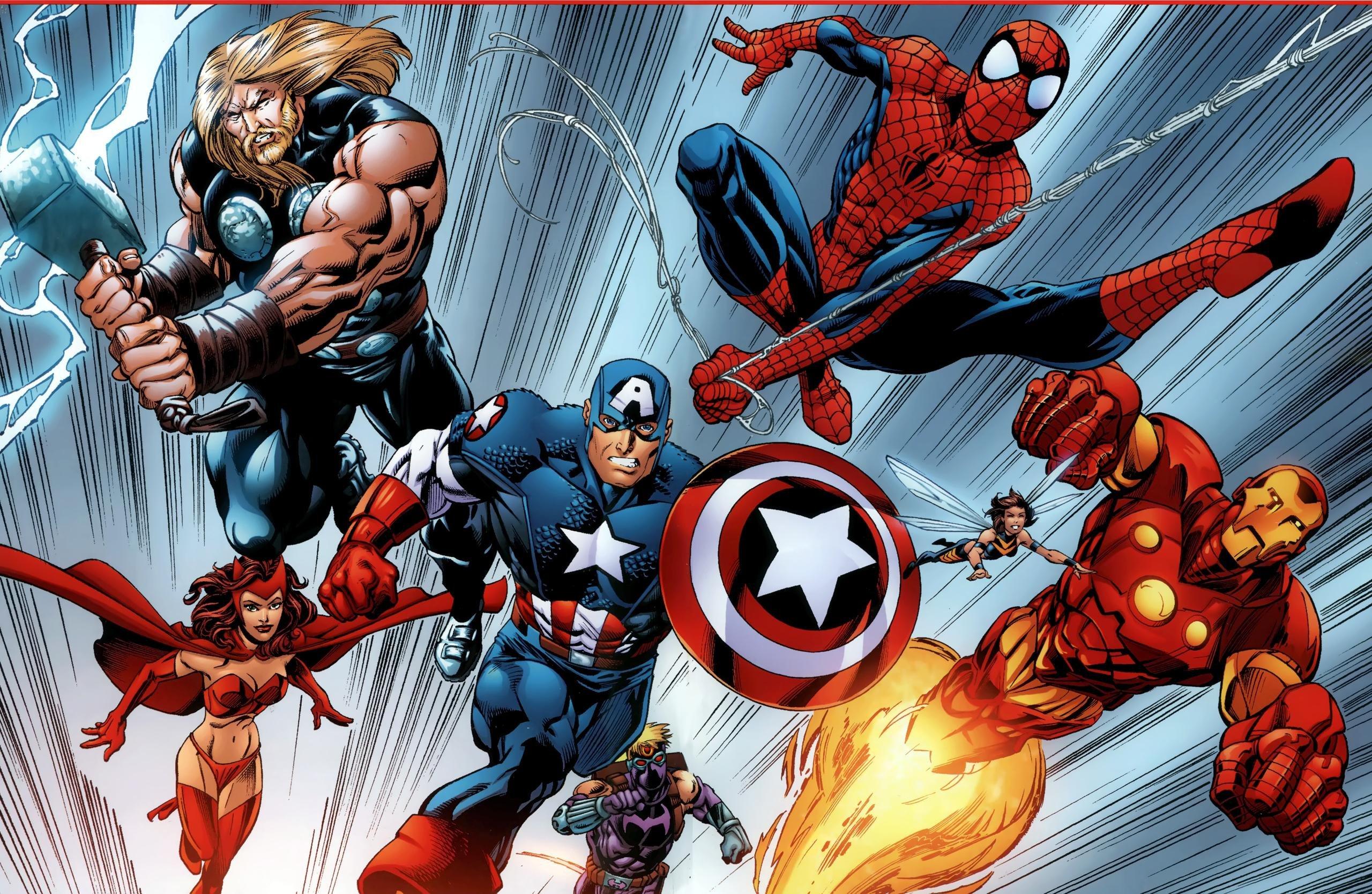 marvek 1.jpeg?resize=412,232 - Univers Marvel: Finalement, le premier personnage transgenre n'est pas pour tout de suite