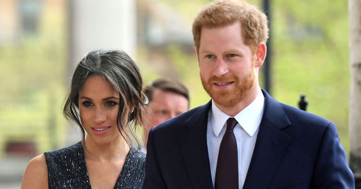 meghan and harry.jpg?resize=1200,630 - Meghan Markle Reportedly Told Friends Stepping Back From Royal Duties Is 'The Best Thing That Could Ever Happen' To Them