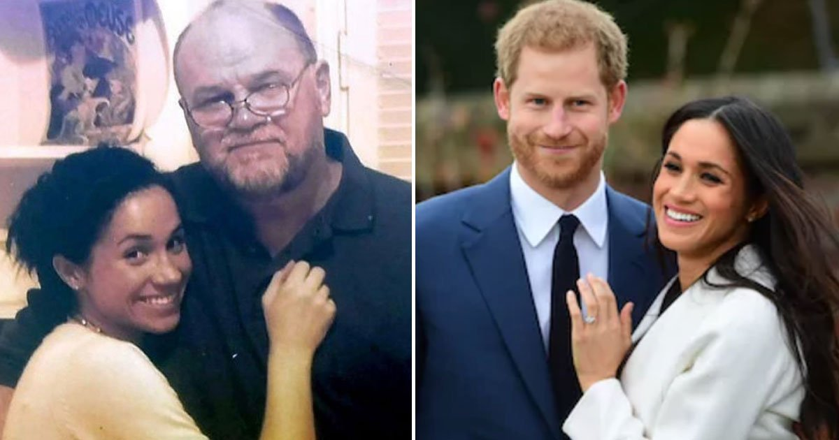meghan markle father.jpg?resize=1200,630 - Meghan Markle's Father And Half-Brother Talked About Meghan And Prince Harry In A TV Documentary