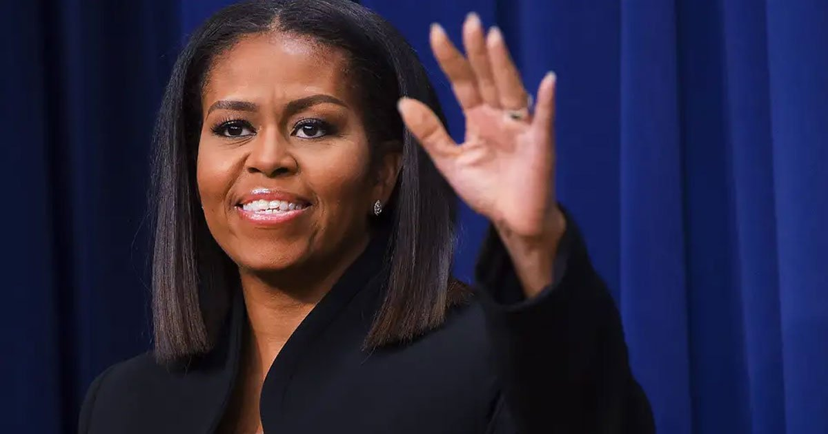 michelle obama asked her followers on social media to register to vote.jpg?resize=1200,630 - Michelle Obama Honored MLK Day By Asking Her Followers To Register To Vote
