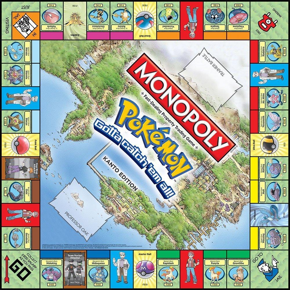 monopokemon.jpg?resize=300,169 - On a déniché le jeu de société parfait: le Monopoly version Pokemon