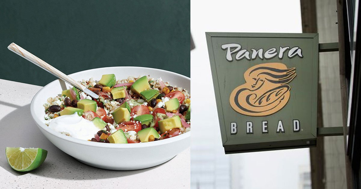 panera bread decided to make half of its menu plant based in the coming years.jpg?resize=412,232 - Panera Bread Plans To Make Half Of Its Menu Plant-Based In The Coming Years