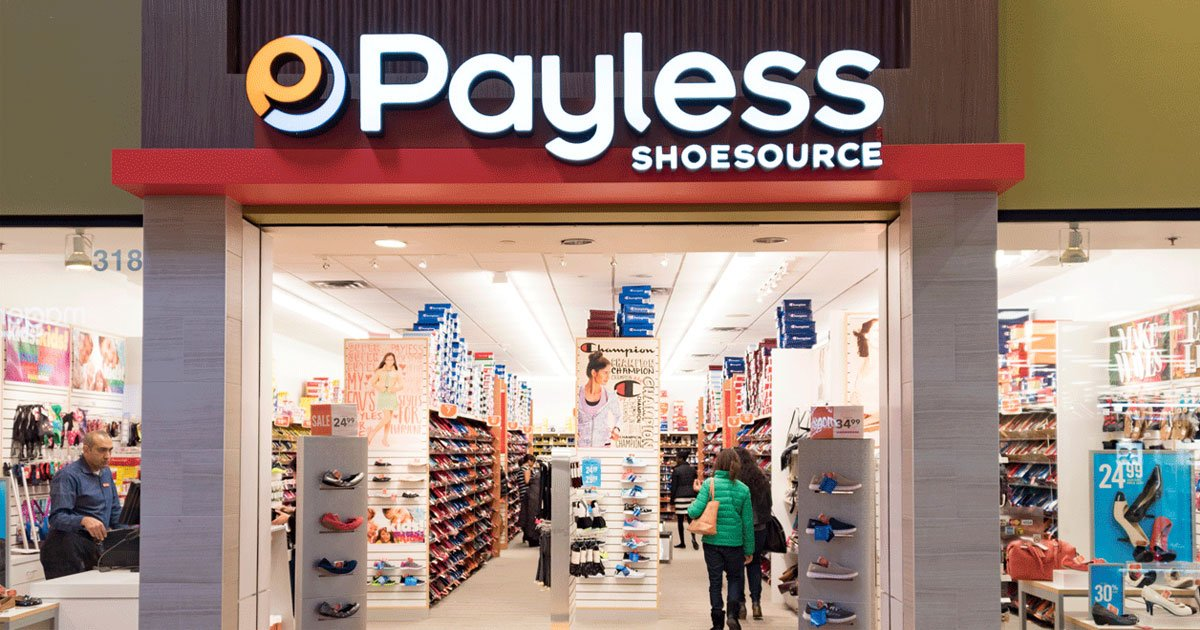 payless shoesource is coming back after emerging from bankruptcy.jpg?resize=1200,630 - Payless Shoesource Emerged From Bankruptcy Again With Plans To Possibly Open Stores In U.S. In the Future