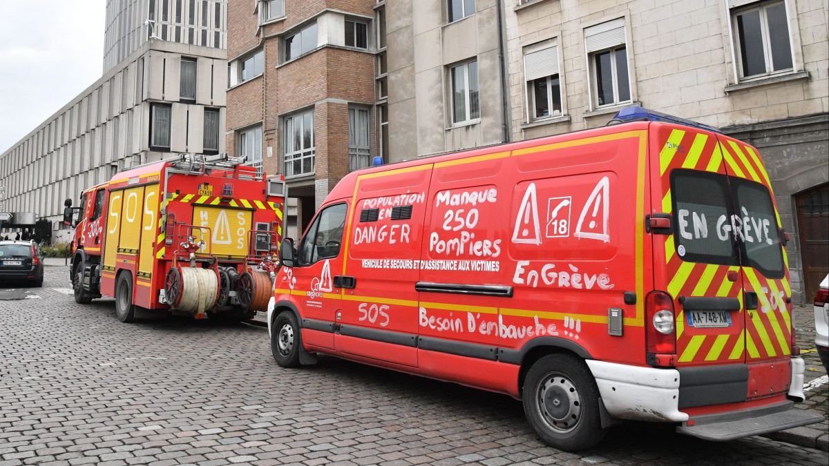 pompiers.jpg?resize=300,169 - Fin de la grève: Après six mois de mobilisation, les pompiers obtiennent gain de cause