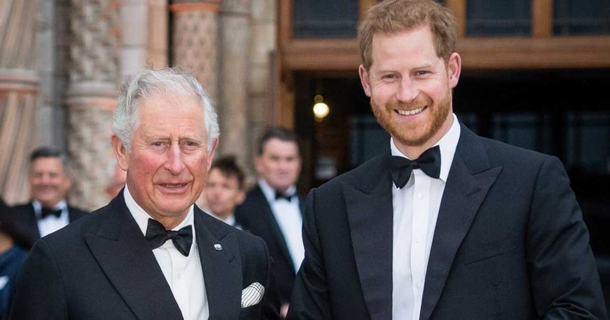 prince charles prince of wales and prince harry duke of news photo 1579380646.jpg?resize=1200,630 - Prince Charles to Fund Prince Harry and Meghan's New life in Canada