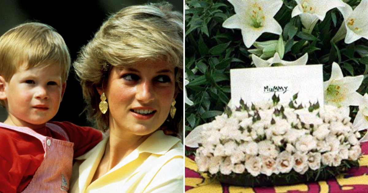 princess14.png?resize=1200,630 - Photos From Princess Diana's Funeral Show Why She Is Still The Most Adored Royal