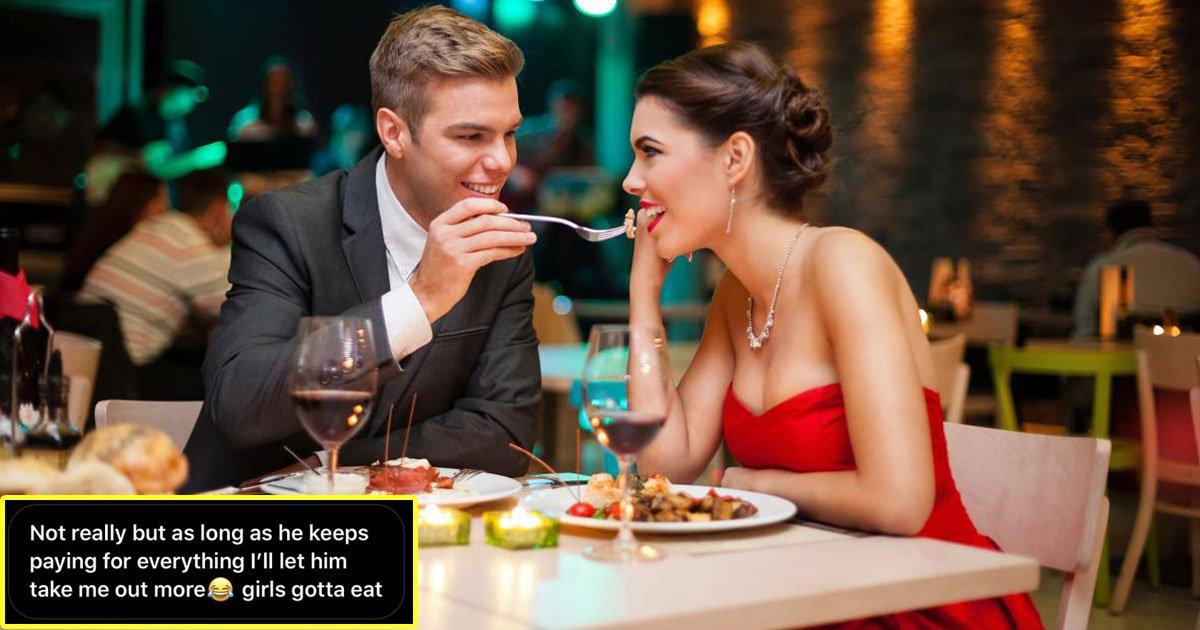 revenge date gold digger girl.jpg?resize=412,232 - Man Arranged A 'Revenge Date' For The Woman Who Was Using Him For Money