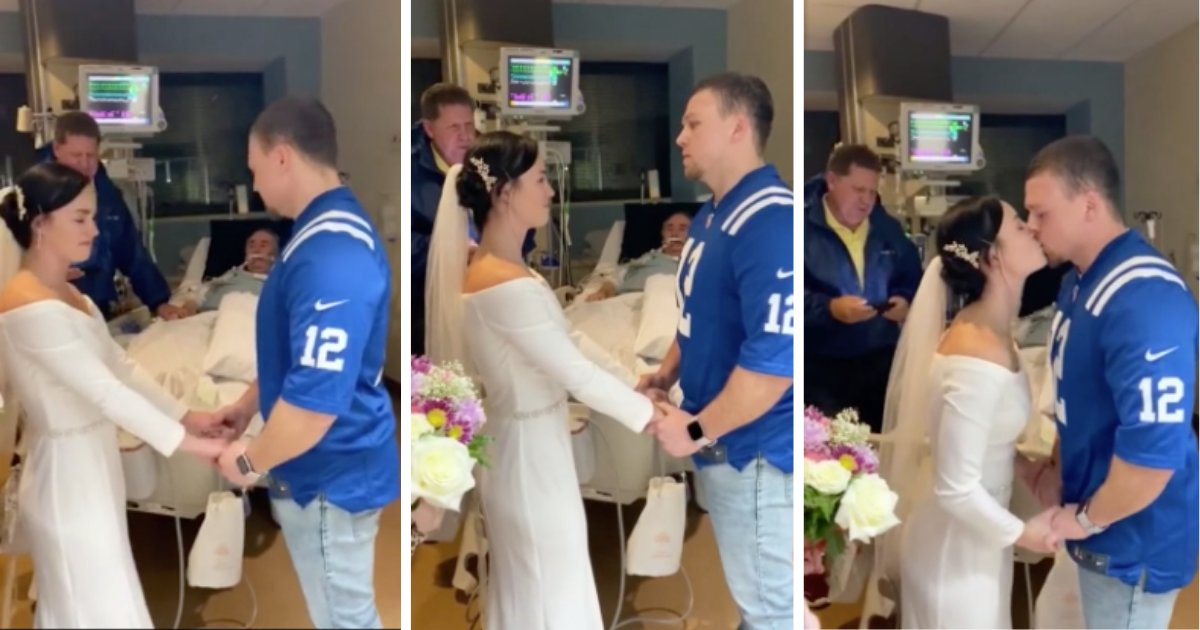 s1.png?resize=1200,630 - Couple Got Married In Front Of Bride's Dying Father In The ICU