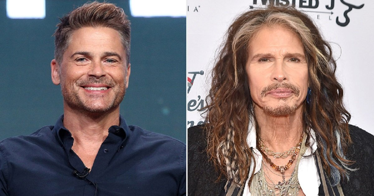 s3 2.jpg?resize=1200,630 - Steven Tyler Kept Robe Lowe Sober With Just One Life-Changing Call