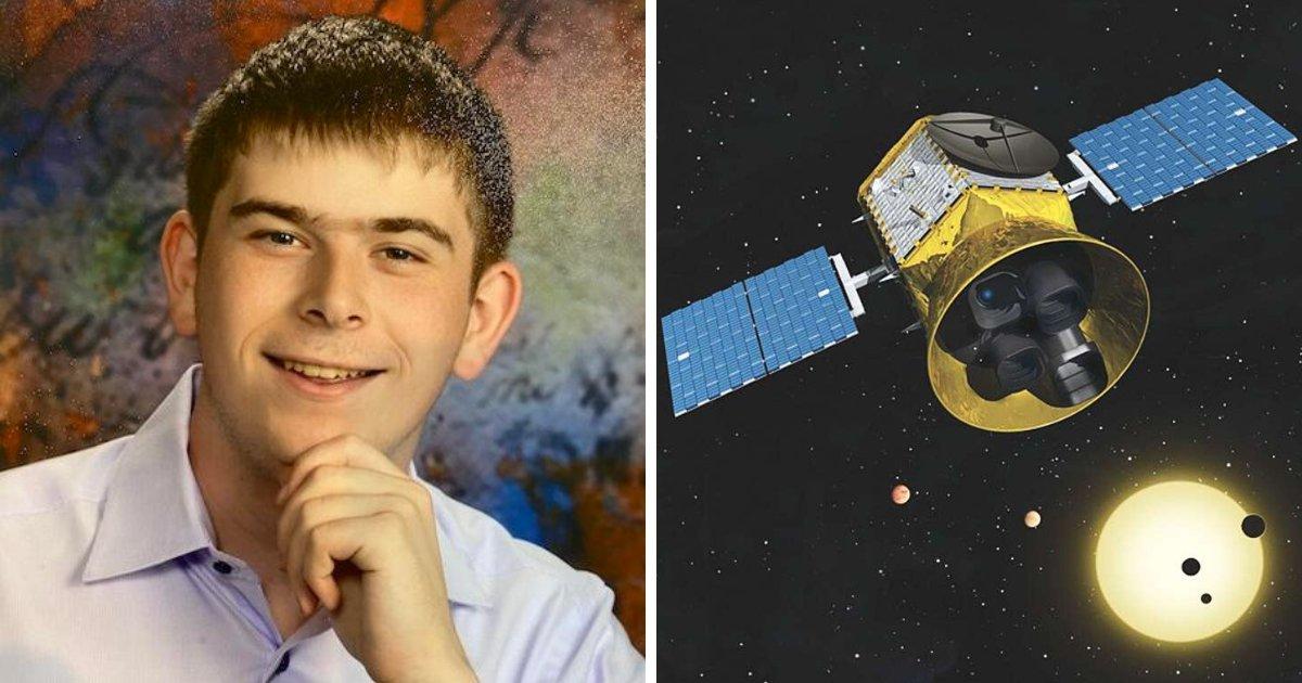 sans titre1.png?resize=1200,630 - Un ado de 17 ans a découvert une planète lors d'un stage à la NASA
