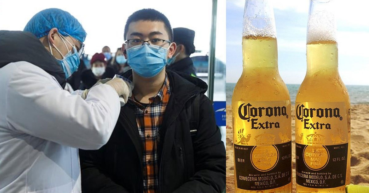 some people think coronavirus is related to corona beer but the truth is it doesnt.jpg?resize=412,232 - Coronavirus Is Not Related To Corona Beer