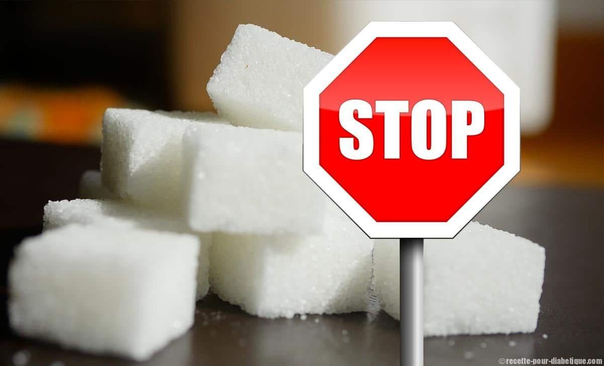 sucre.jpg?resize=412,232 - Régime: En arrêtant le sucre vous allez très rapidement maigrir et vous vous sentirez mieux
