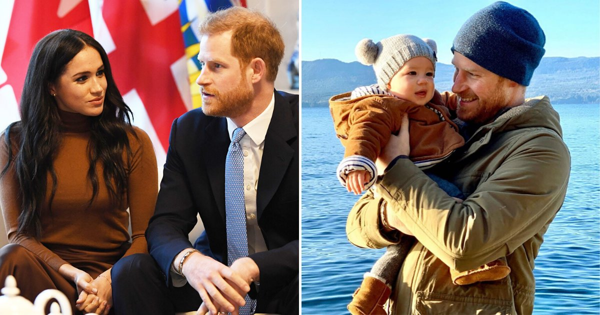 sussex5.png?resize=1200,630 - Prince Harry And Meghan Markle Announced Move To 'Step Back As Senior Members Of Royal Family'