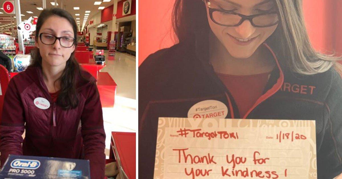 target manager shamed got money.jpg?resize=1200,630 - Customer Shamed Target Manager Online - The Public Raised $30,000 For The Manager