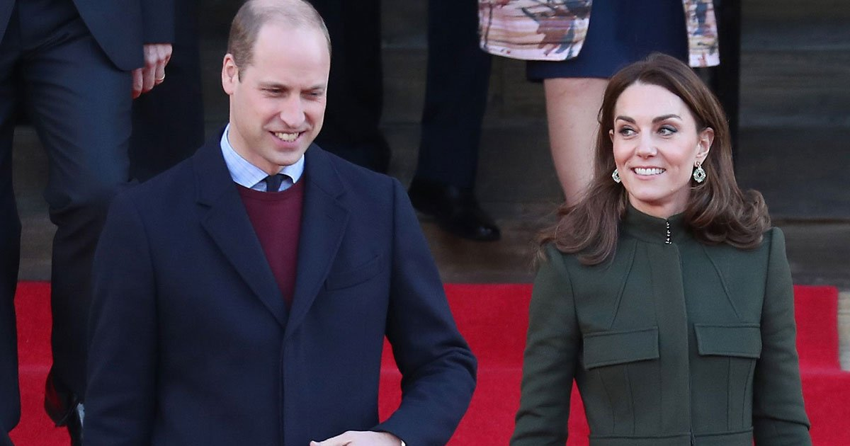 the duke and duchess of cambridge stepped out for their first joint outing of 2020 after meghan and harrys exit from royal duties.jpg?resize=1200,630 - The Duke And Duchess Of Cambridge Stepped Out For Their First Joint Outing Of This Year