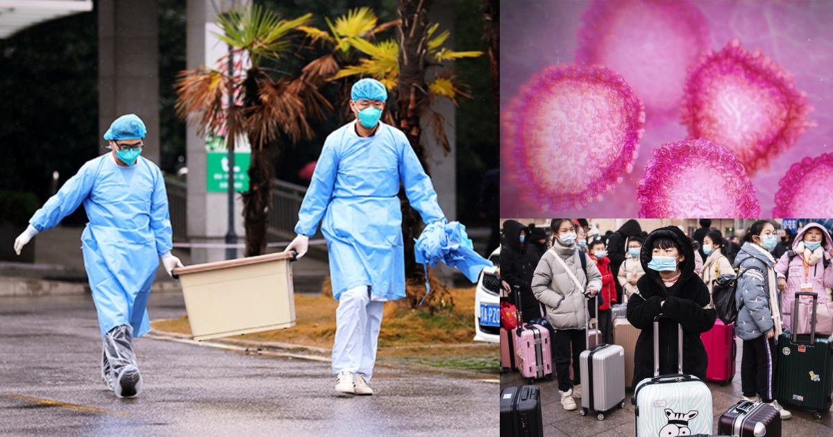 thumbnail 3.jpg?resize=1200,630 - A Lead Virginia Middle School Cancelled The Visit Of Chinese Exchange Students Due To Coronavirus Scare