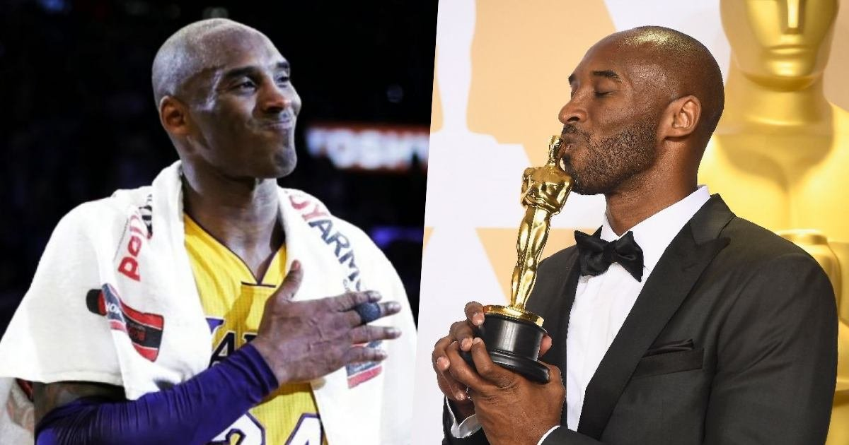 thumbnail 6.jpg?resize=412,275 - NBA Legend And Oscar Winner Kobe Bryant Will Be Honored At The 2020 Academy Awards Ceremony