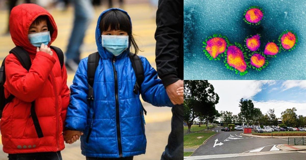 thumbnails.jpg?resize=1200,630 - BREAKING: Coronavirus Shocks Three Schools In Australia — Parents Panic As Students Were Put In Isolation