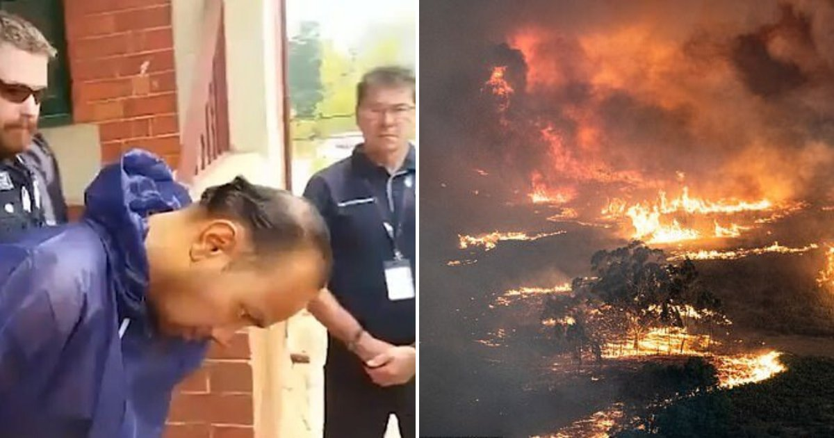 truong5.png?resize=1200,630 - 36-Year-Old Man Confronted By Furious Locals After He Was Caught Starting A Blaze In Victoria