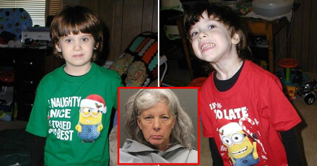 twins5.png?resize=1200,630 - Grandmother Sentenced To Prison For Taking The Lives Of Twin Grandsons Both With Autism